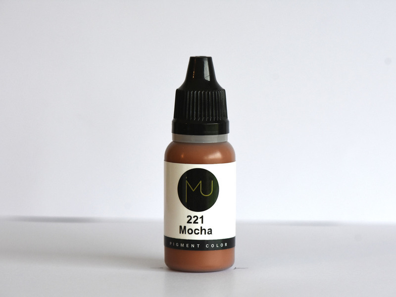 Pigment MP 15ml – 221 Mocha