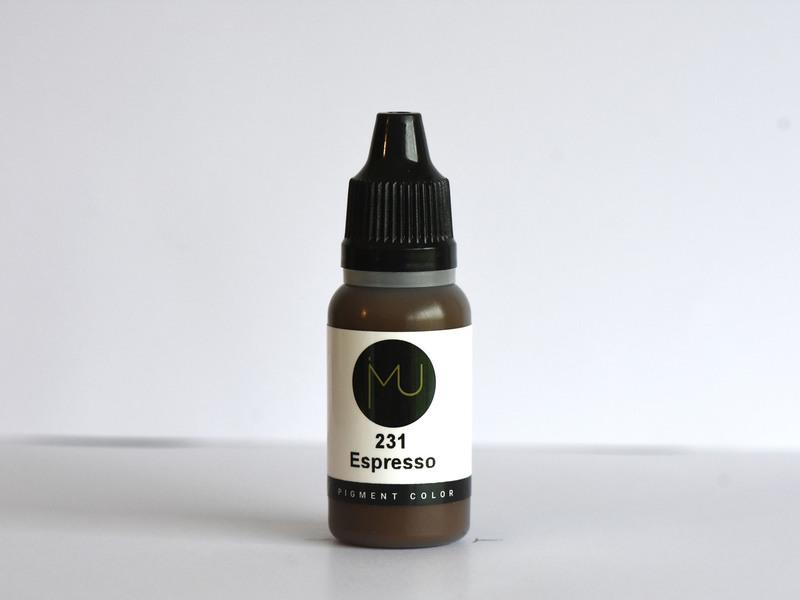 Pigment MP 15ml – 231 Espresso