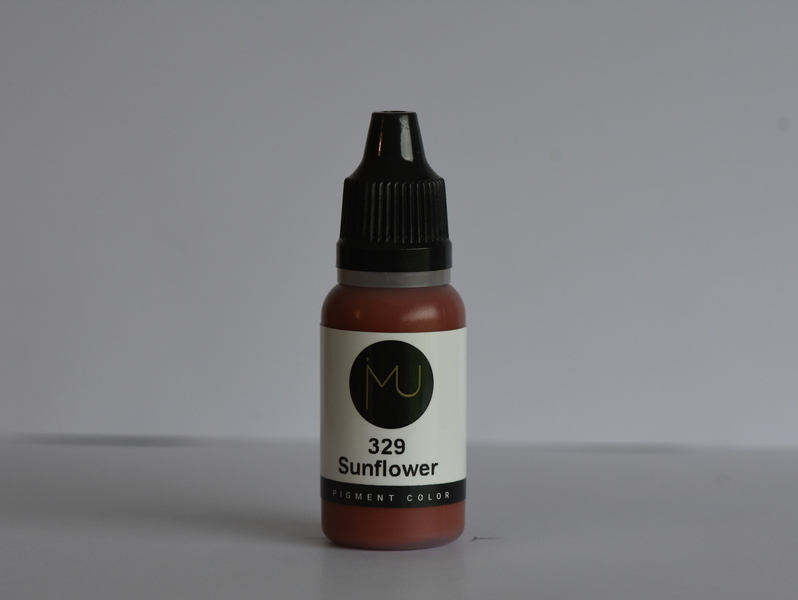 Pigment MP 15ml – 329 Sunflower