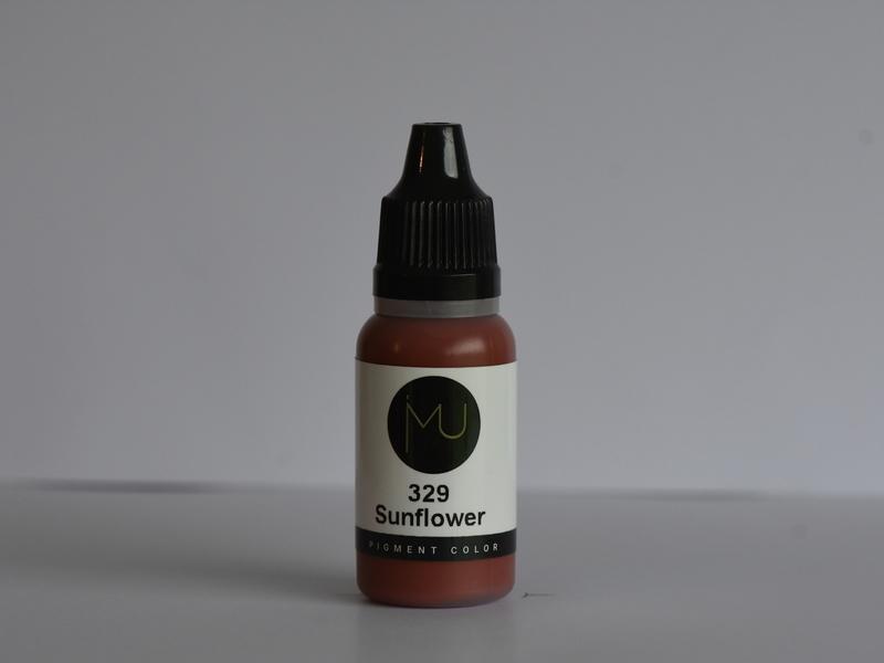 Pigment MP 15ml – 329 Sunflower