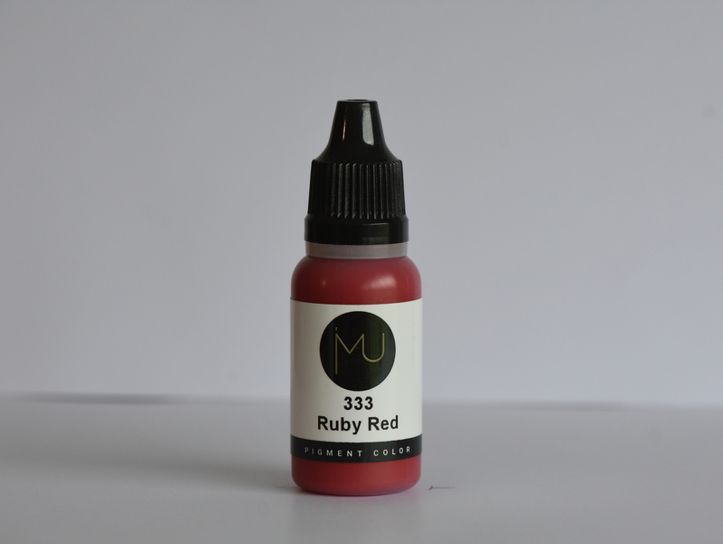 Pigment MP 15ml – 333 Ruby Red