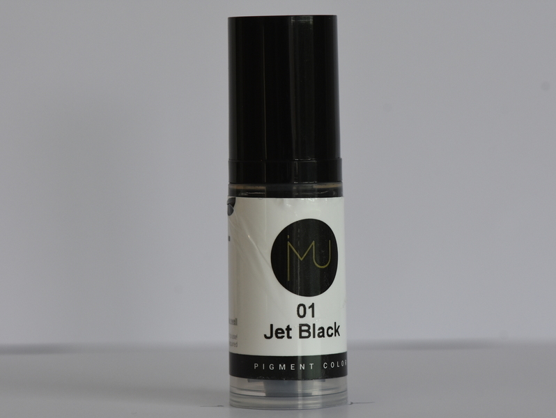 Pigment Microblading 10 ml – 01 Jet black