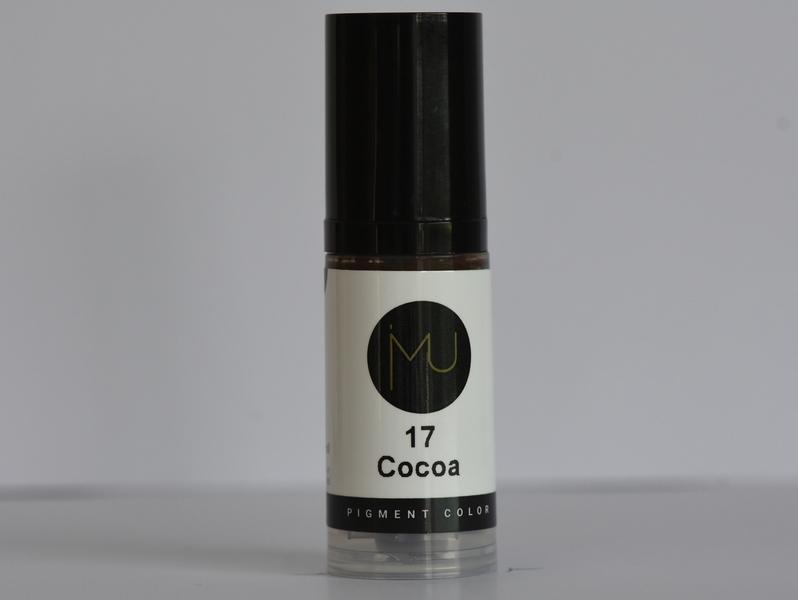 Pigment Microblading 10 ml – 17 Cacao