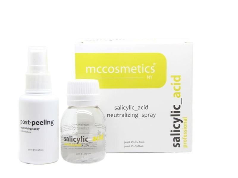 MC SALICYLIC ACID PACK 30+50ml