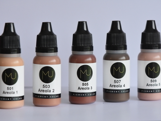 Kit pigments areoles
