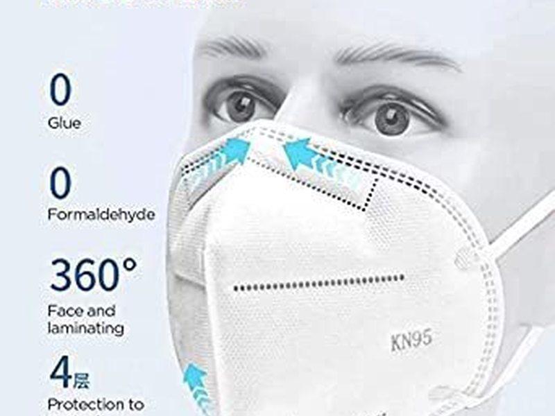 Masque de protection KN95