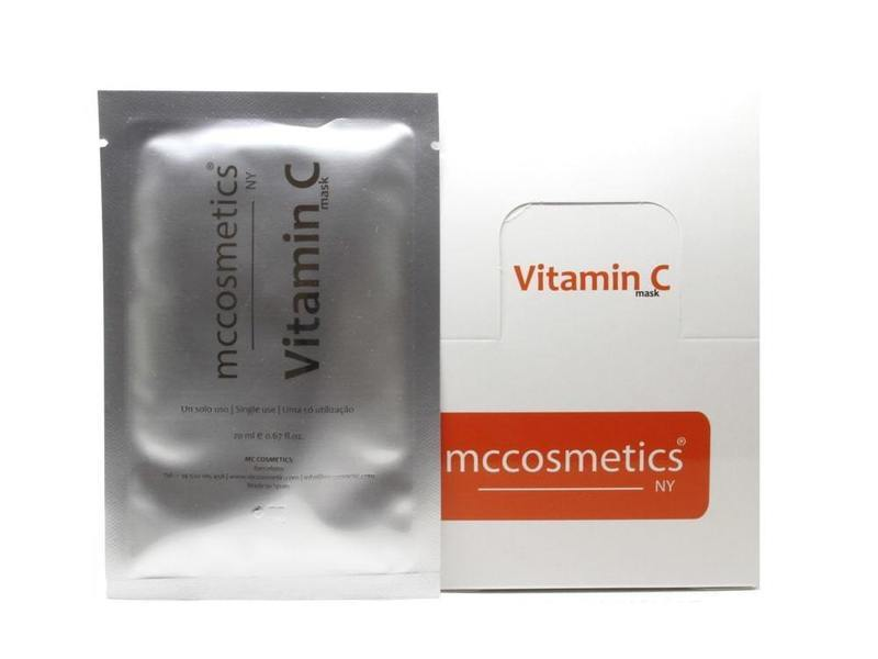 MC VITAMIN C MASK  12 pcs