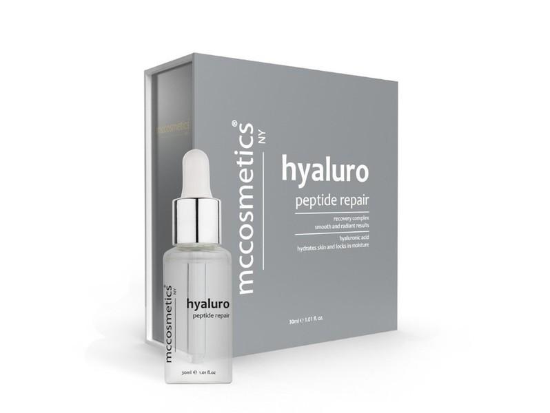 Hyaluro peptide repair